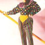 Clown Overall Kicki