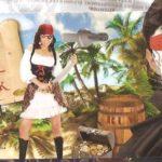 Maske Pirat