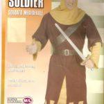 Mittelalter Soldat