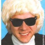 Heino Perücke und Brille