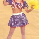 Cheerleader 34-36