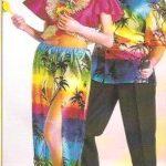 Hawaiihemd 50