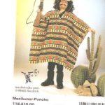 Mexicaner poncho