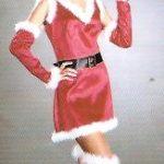 Miss Santa