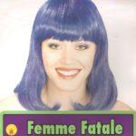 Perücke femme fatal