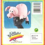 Schwein mütze