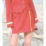 Stewardess M