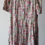 Trachtenkleid Rosen