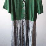 Trachtenkleid grün 42