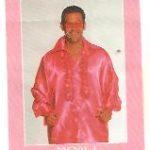 rüschenhemd pink