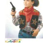 cowboy weste 116 128 140 152